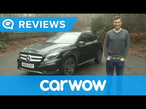 Mercedes GLA 2017 review | Mat Watson Reviews