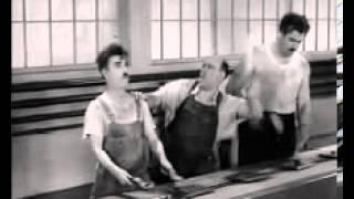 Charlie Chaplin Tempos Modernos   Legendado Portugues3]