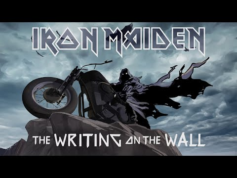 Iron Maiden – The Writing On The Wall (Official Video) online metal music video by IRON MAIDEN