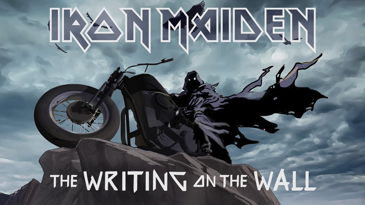 Iron Maiden — The Writing On The Wall