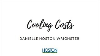 Looking to save on cooling costs