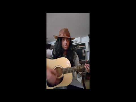 BOB DYLAN AND NEIL YOUNG IMPRESSION