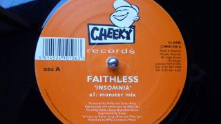 Faithless I Can T Get No Sleep