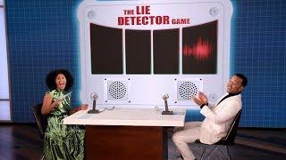 Tracee Ellis Ross and John Legend Take a Lie Detector Test