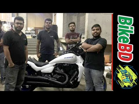 1800cc Suzuki Boulevard M109R B O S S In Bangladesh - BikeBD