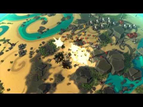Podpořte hru Planetary Annihilation