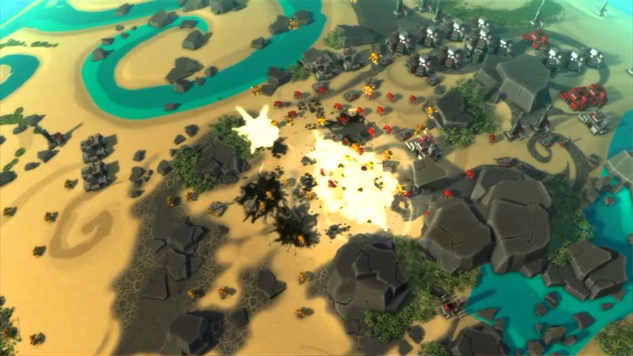 That Insane, World-Spanning RTS Is Actually Getting Made
