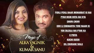 "Magic of ""Alka Yagnik  Kumar Sanu"" Superhit Bollywood Songs | Non-Stop Hits | Jukebox"