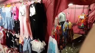 ตลาดโบ๊เบ๊ตอนก่อนสว่าง Bo Bae market   Kholo.pk