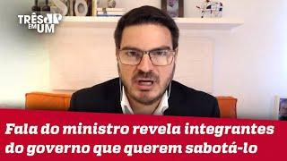 Rodrigo Constantino: Enquanto Guedes estiver no Ministério da Economia, norte do Brasil é saudável