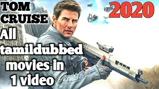 tom cruise tamil dubbed movies   top 5 tom cruise movies in tamil   tamil dubbed