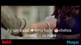 punjabi shero shayari whatsapp status - मुफ्त