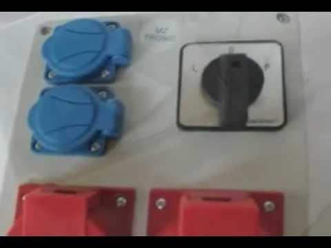 Rtęć elektryczny licznik konserwacji