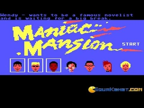 maniac mansion pc version