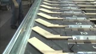 How it's made - Hockey sticks