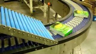 Модульные конвейерные ленты SCANBELT от компании Группа Компаний КабельСнабСервис - видео 2