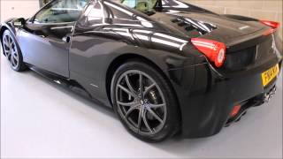 Spotless Detailing Ferrari 458 Spider Xpel Paint Protection film