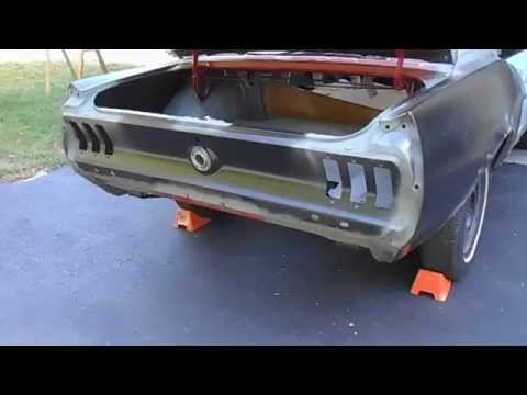 Download 67 Mustang Restoration You Can Do It HD Mp4 3GP Video and MP3