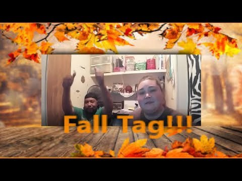 15 Question Fall Tag