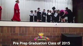 <h5>Pre Prep Graduation Class of 2015</h5>
