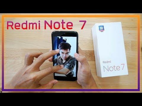 พรีวิว Redmi Note 7 เครื่องแรกๆในไทย ความรู้สึก 18+