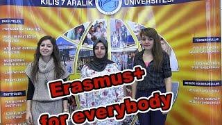 preview picture of video 'Erasmus+ is Great by Kilis 7 Aralık University Students'