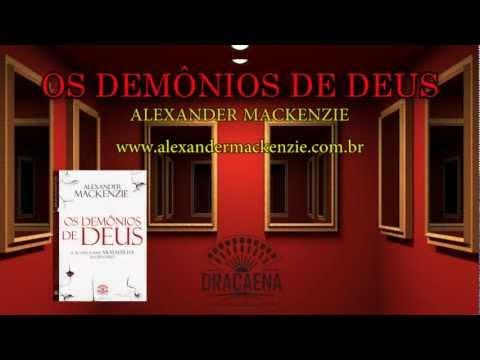 BookTrailer Oficial - Os demônios de Deus (em Português)
