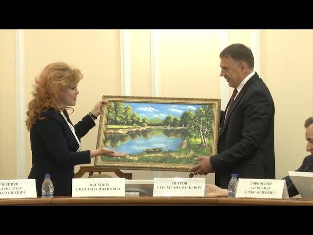Делегация из города Мытищи прибыла в Ангарск
