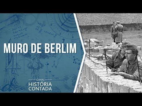 Muro de Berlim: Resumo completo (Assista o vídeo atualizado - link na descrição)