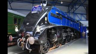 MALLARD ANNIVERSARIES AND THE SIX SURVIVING GRESLEY A4 PACIFIC LOCOMOTIVES