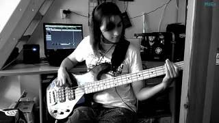 The Dissociatives - Forever and a day bass cover