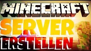 Tutorial Minecraftserver Hosten Minecraftserver Ohne Hamachi Auf - Tutorial minecraft server erstellen kostenlos youtube