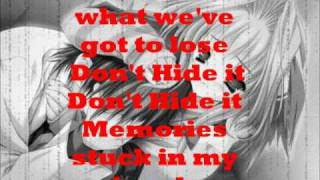 10 years  Don't fight it   lyrics