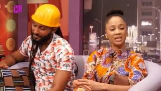 KSM Show  Wanlov And Sister Deborah Hanging Out With KSM Part 1