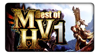 Best Of MHVuze - Monster Hunter 4 Ultimate - Part 1-17
