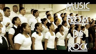 Stand Together as One - Music from Da Rock - Am. Samoa- Official Music Video
