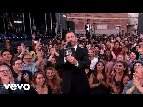 Desiigner - Tiimmy Turner (Live From Jimmy Kimmel Live!) (видео)