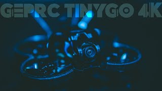 GEPRC TinyGO 4K - First FLIGHT | Beginner FPVlog #1