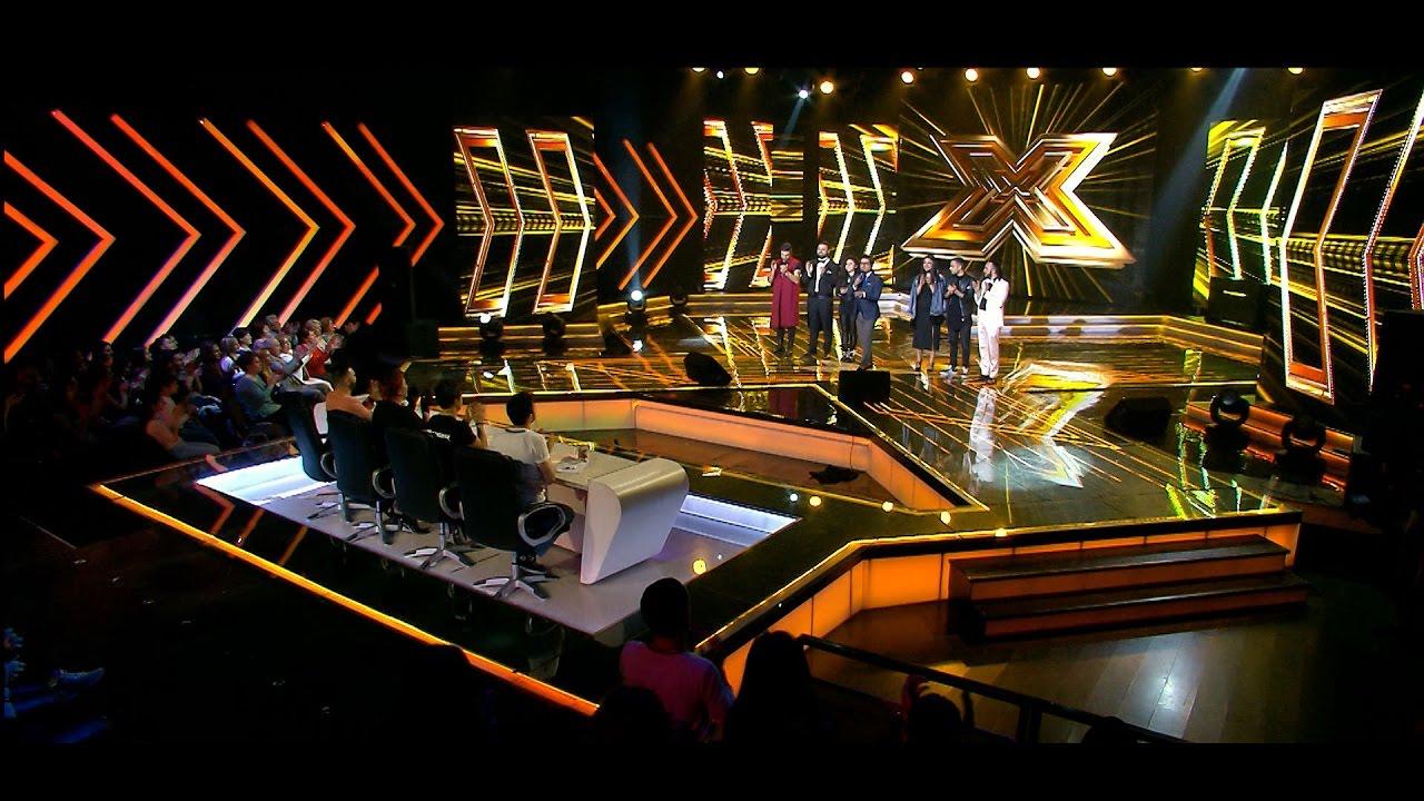 X-Factor4 Armenia-Gala Show 6-26.03.2017