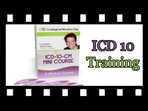 ICD-10 Training: Online ICD-10-CM Course Training - YouTube