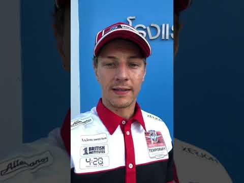 Moto2 Buriram Thailand GP Domi #77 RACE Report