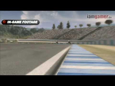 Видео № 0 из игры Moto GP 10/11 [X360]