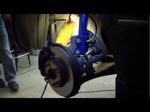 Toyota Corolla Maintenance - Shock and Strut Replacement