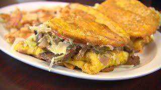 Chicago's Best Jibarito: Café 23