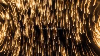 golden particle effect | Golden particles motion | golden particle overlay | golden particles intro