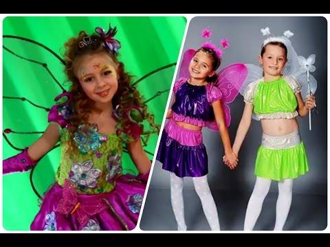 Ideas de disfraces de hadas para niñas