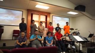 Shalom Disability Ministries Praise