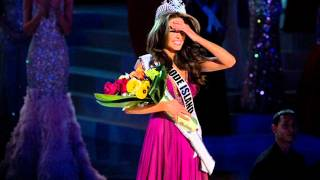 Miss Universe 2012 - Evening gown perfect Olivia - U.S.A.