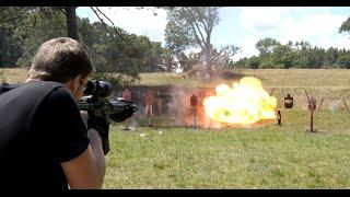 My New AR-15!  Houlding G2L Carbon Fiber AR