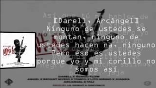 Ninguno Se Monta Remix Letra Darell✘Ñengo Flow✘Tempo✘Anuel AA Y Mas